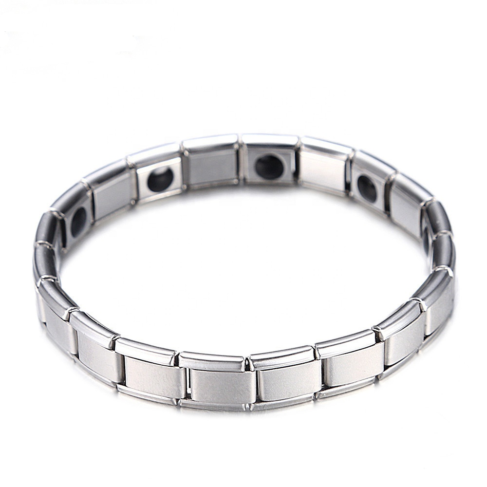 Power Band Tourmaline Custom <strong>Magnetic</strong> <strong>Energy</strong> <strong>Bracelet</strong> Stainless Steel <strong>Energy</strong> Power <strong>Bracelet</strong>