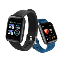 116 Plus Smart Horloge Band Sport Fitness Tracker IP67 Waterdicht 116 Plus Smartwatch D13 Smart <span class=keywords><strong>Armband</strong></span> Met Hartslag