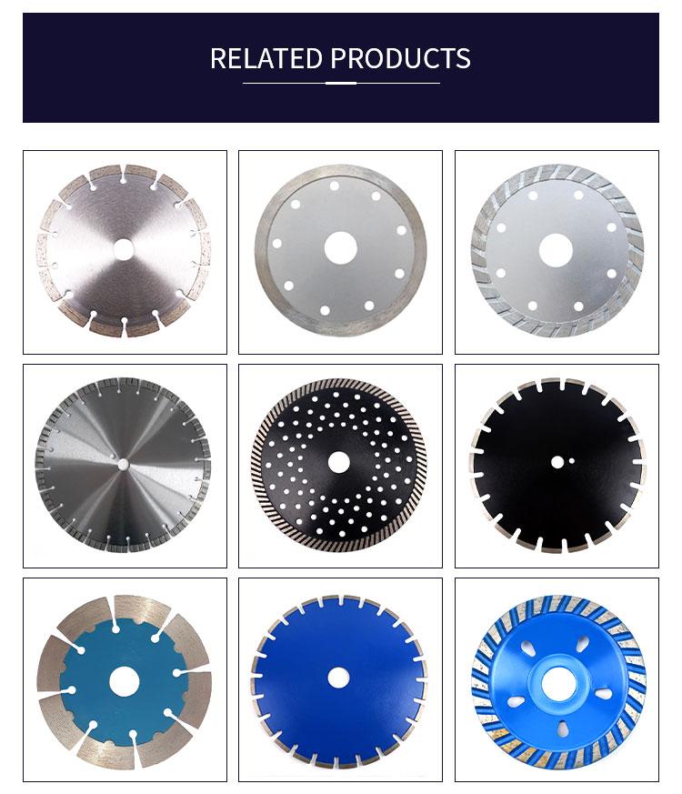 Профессиональные алмазные режущие диски для мрамора