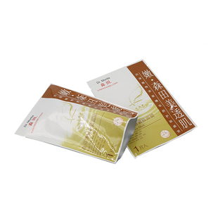 Custom Aluminum Foil Packaging Bag Manufacturers For Mask