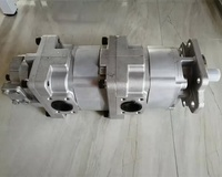 705-56-34590 gear pump ass'y HM350-1 hydraulic pump 705-56-34590 OEM with high quality from Jining Qianyu supplier