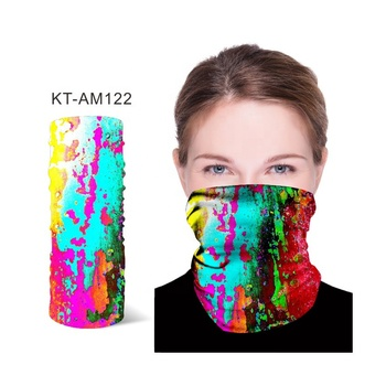Ginzeal Wholesale Factory Fashion Design Your Own Neck Tube Bandana