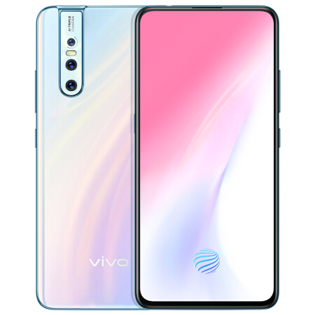 Vivo S1 Pro Mobile <strong>Phone</strong> 4G LTE <strong>Android</strong> 9.0 Snapdragon 675 Octa Core 6.39&quot; Fingerprint Elevating Cam Big Battery Selife 48MP Cam