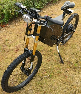 High powerful 15000W Ebike 110KM/H long Range Off-road electric bicycle  Fast Adult Stealth Bomber Electric Bike