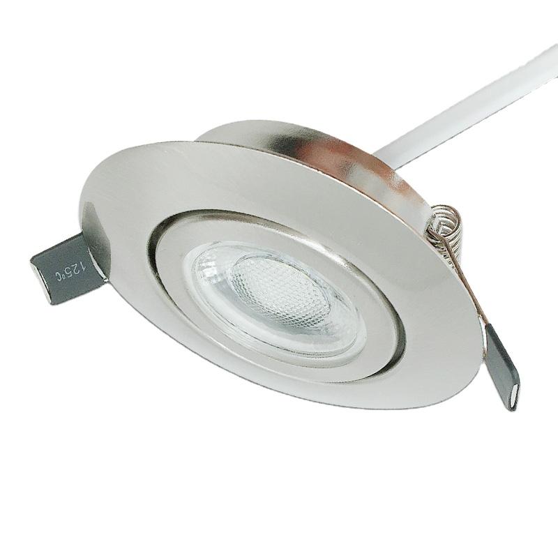 7W Rotation Angle Small Round Spot Light Ceiling LED Spotligh