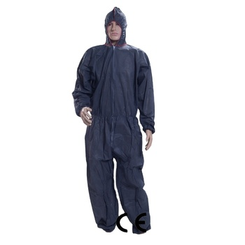 Leather Welding Strap Trousers & Coats Protective Clothing Apparel Suit /Leather Welding Apparel Sleeve with Snaps