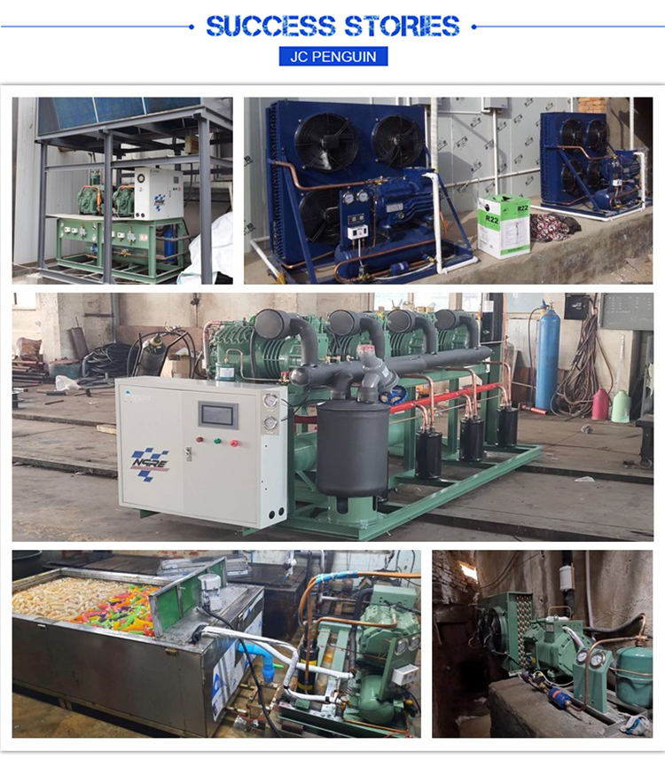 Frozen refrigeration compressor 15hp for chiller
