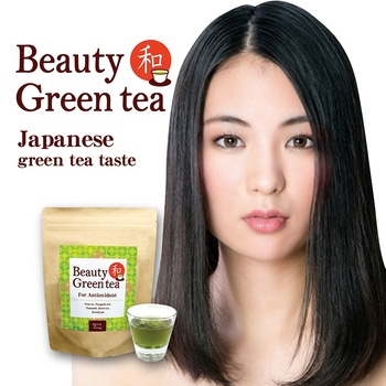 Japanese beauty weight loss tea slimming green tea health & medical beauty detox made in japan oem possible private label