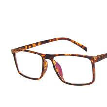 Роскошные большие звезды, прозрачные прямоугольные очки, оправа для мужчин, ретро очки, прозрачный синий светильник, очки, ботан, оптические...(Китай)