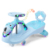 2019 new outdoor portable kid baby swing car with music and light