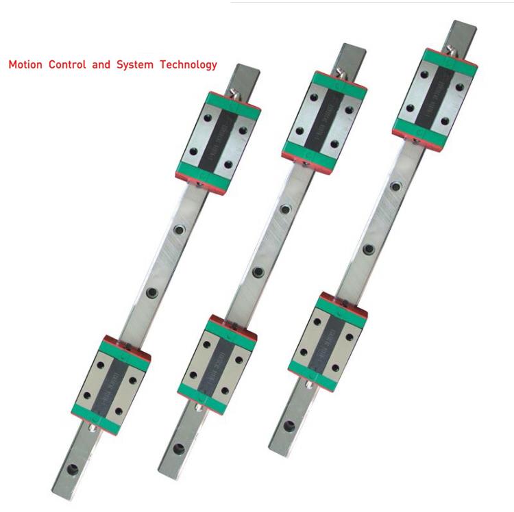 EGH series Linear sliding rail CNC guide of Taiwan Hiwin