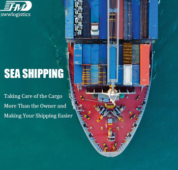 20ft 40ft container sea freight forwarder from China to UK FCL sea shipping