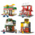 2020 Amazon New Product 3D DIY Granular Building Blocks Set Educational Toy For Kids