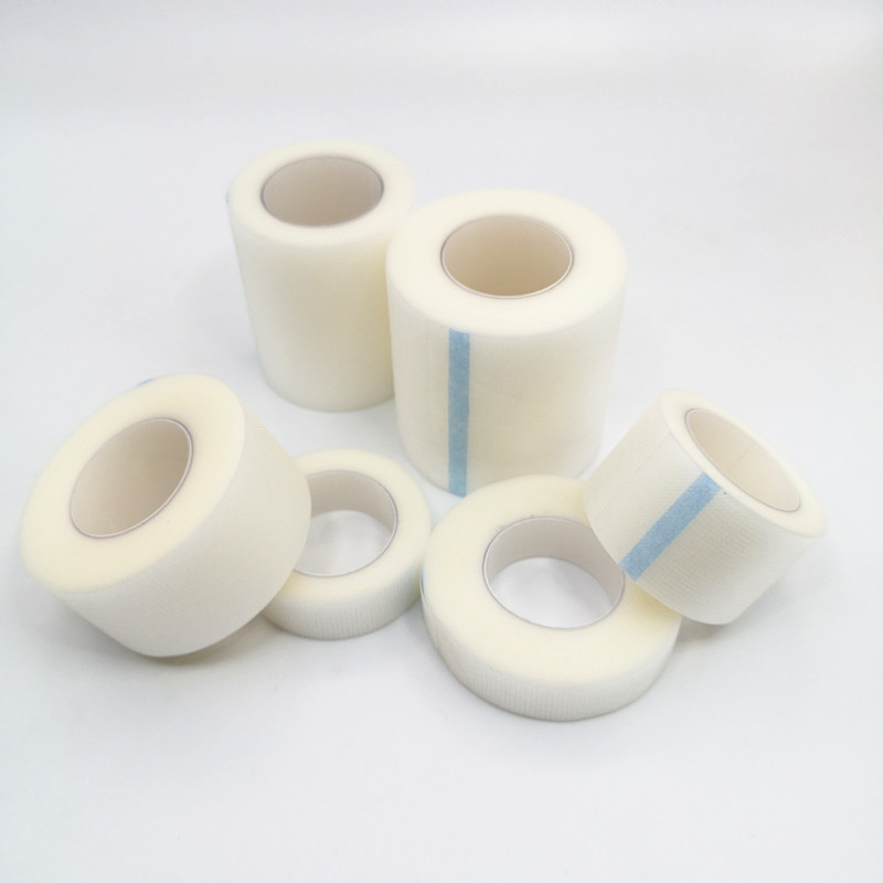 perforated medical tape transparent surgical tape