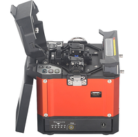 Fiber optic fusion splicer include all kinds of tools easy to operate A-80S