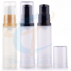5ml 8ml 10ml 12ml 15ml plastic empty refillable airless vacuum bottle for makeup foundations