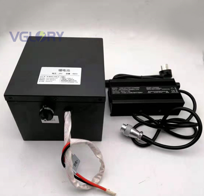 Factory direct sales Higher energy density battery lithium ion 48v 12ah
