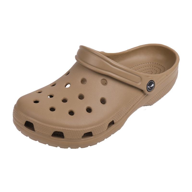 New Design Summer EVA Anti-Slip Women Men Slippers Sandals Unisex Clogs Shoes Classic Garden EVA Clogs Shoes