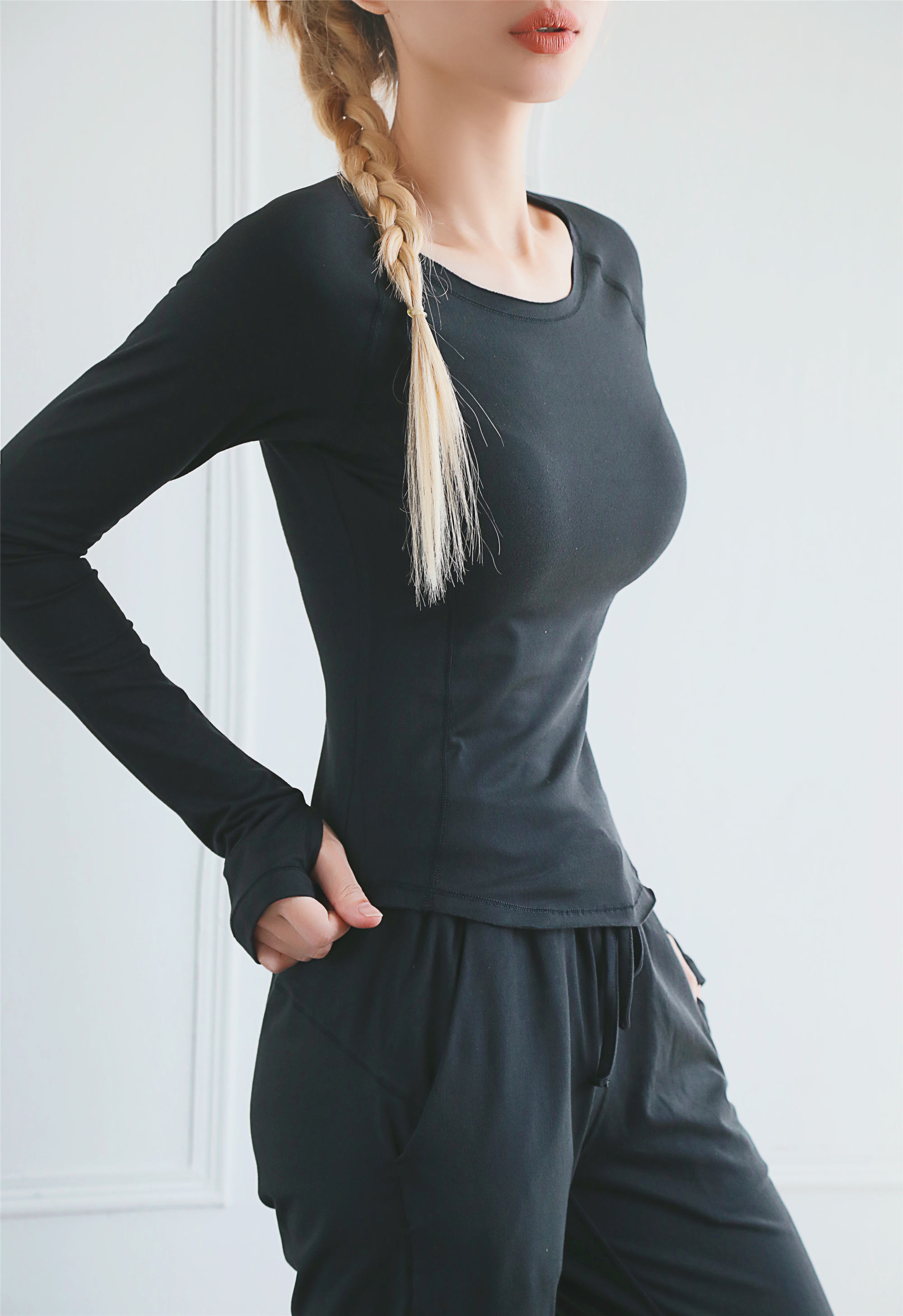 High Quality Long Sleeve Sport Shirt 5