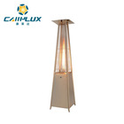 Stocked Patio Heater Gas Pyramid Outdoor Gas Patio Heater