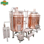 Beer dispensing equipment used canning brewing equipment for home beer fermenting plant for cask beer