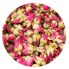 Dried Rose Buds for Flavor Tea