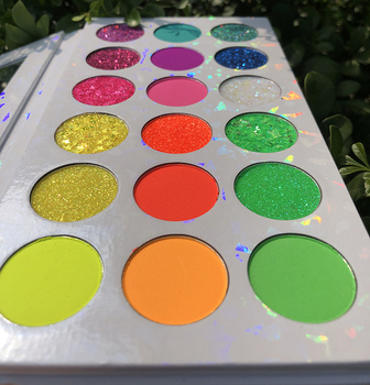private label cosmetics makeup make your own brand matte big eyeshadow palette