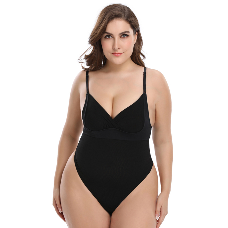 Insผู้ขายที่ดีที่สุดเซ็กซี่Shapewear Tummyควบคุมสำหรับผู้หญิงSpandex Sealmess Skimsโพสต์PartumทองSlimming Bodysuit Shapers