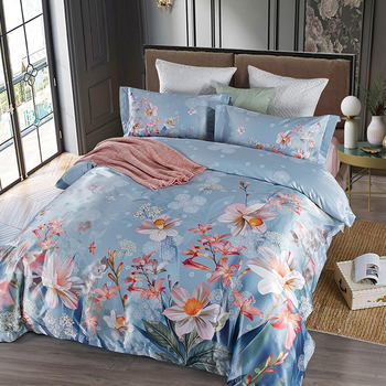Bedsheets cotton bedding set sheets bed made in china set bedding