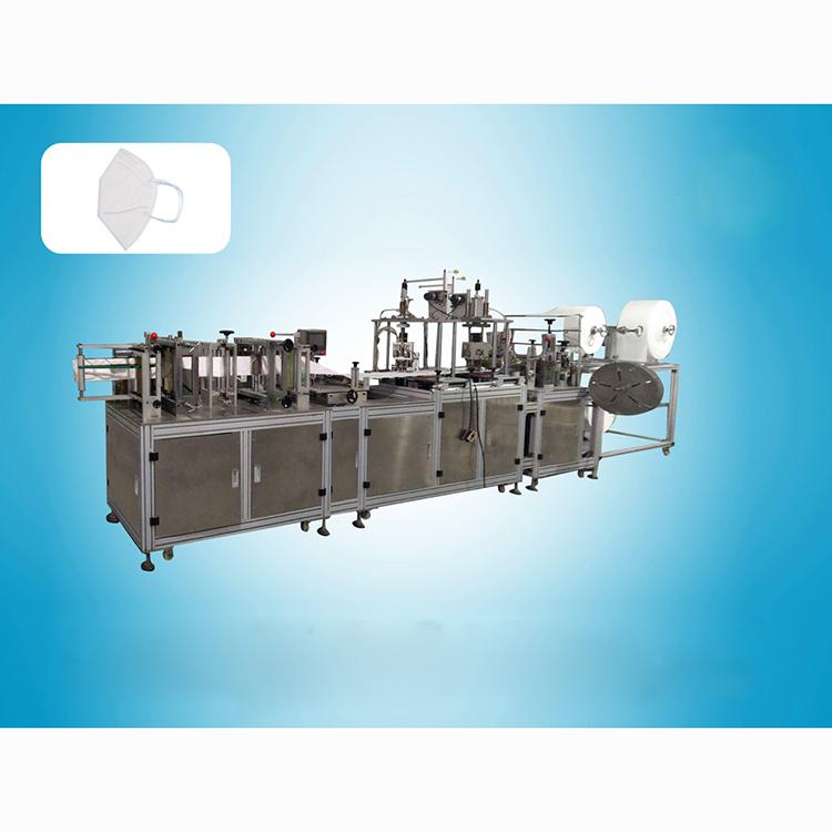 Factory hot sale automatic machine dust making cup face for KN95 mask
