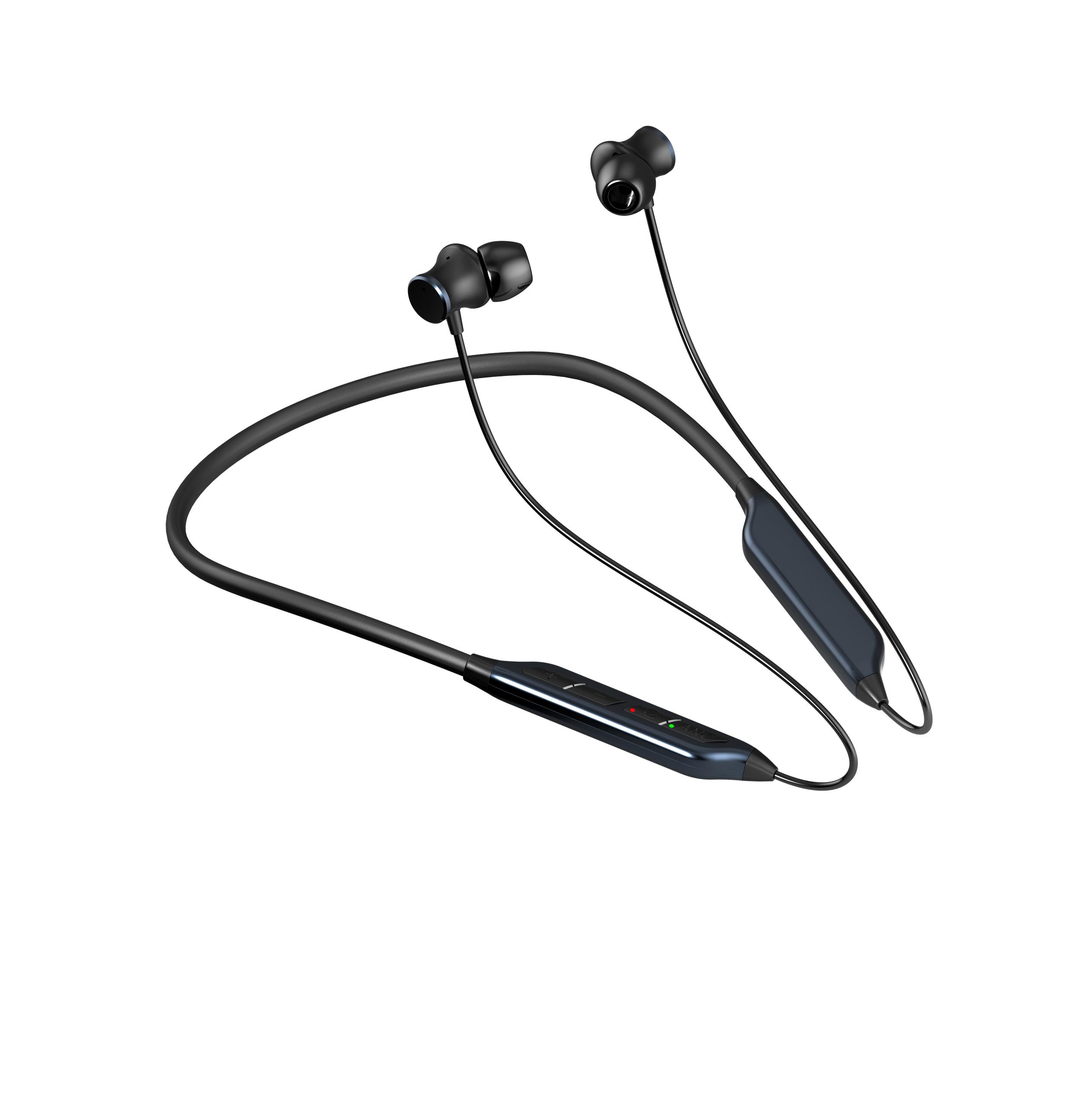 Hot Selling Neck Hanging Super Bass Wireless Earphones Sport Outdoor Portsable Headset TWS Mini Headset Oem