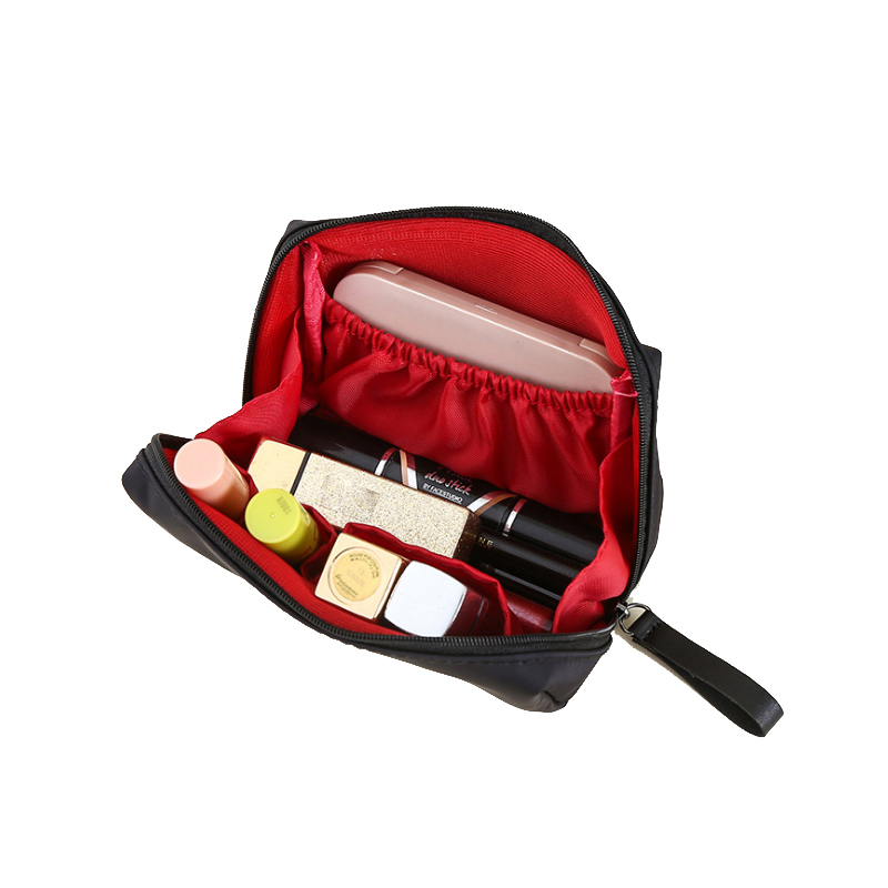 product-Personality Cosmetic Bag Women Makeup Pouch Toiletry Bag Fashion Necessaries Make up Organiz