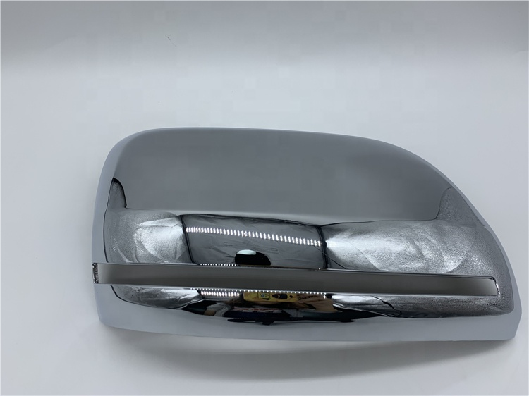 W/LED -OEM Chrome Car Door Mirror Cover for  Nissan PATROL Y62 Exterior Accessory