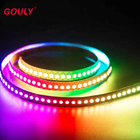 Rgb Led Strip Rgb Gouly Rgb Led Strip 5m 30/60/144 Led Strip Ws2812b SK6812 Chip Dream Color Led Strip Flexible Smd Addressable
