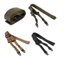 Ar15 Jagd Einstellbare Multi-funktion Zwei Punkt Military Sling Tactical
