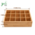 Adjustable Drawer Divider,Caddy Box,Bamboo Storage Organizer