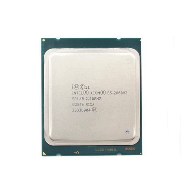 Intel Xeon E5-2660 <strong>V2</strong> SR1AB CPU Processor <strong>10</strong> Core 2.20GHz 25M 95W E5 2660 <strong>V2</strong>