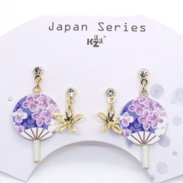 Japan unique strength summer statement jewellery earrings woman