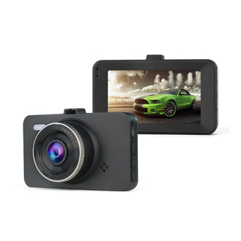 Cheapest car camcorder 3.0 inch mini HD car dashcam with night vision