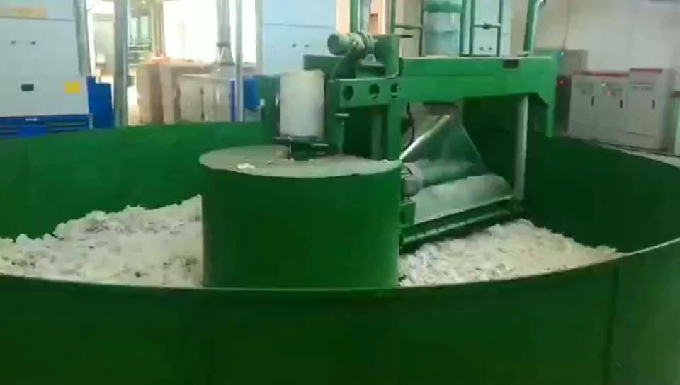 Xinjinlong MY-98J Baumwolle Verarbeitung Fang Maschinen Fabrik Liefern abfall textilien hydraulische ballen presse maschine