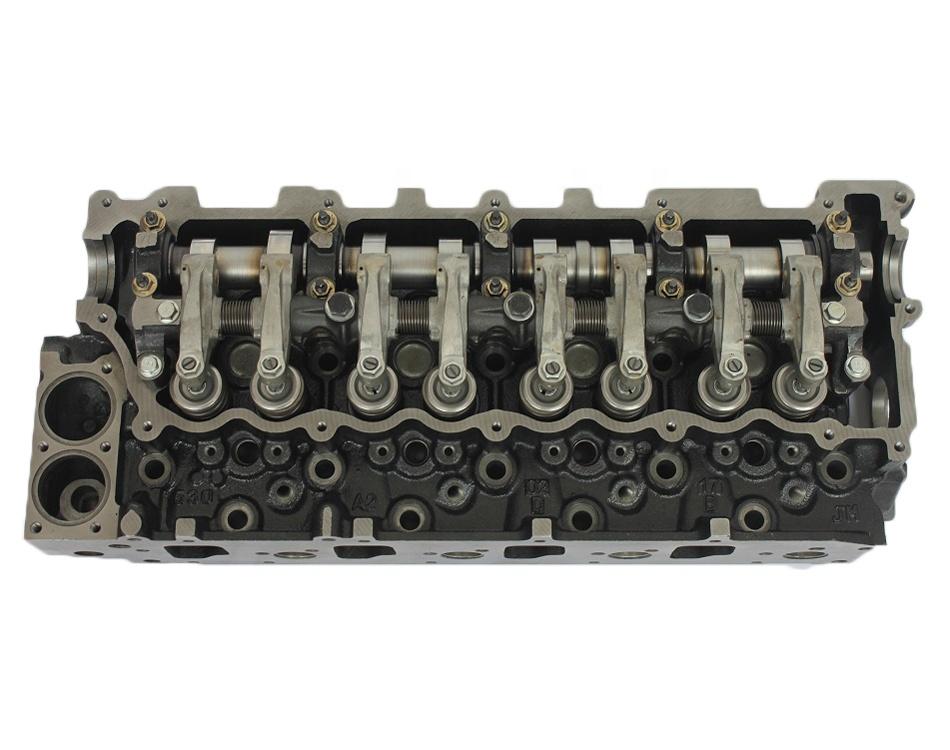 Auto parts for ISUZU NPR66 4.3D SOHC 8v 4HF1 8970956647 8971465202 8971865894 8970331492 cylinder head ASSY