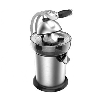 130W BPA Free Aluminum Hand Press Manual Juicer Make Juicing Easily