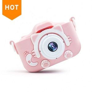 2.0 Inches IPS Screen Digital Kids Camera d5 Kids Camera With Games Video 2000w Photographs For Children Camera