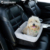 Manufacturer Foldable Metal Frame Dog Car Seat Booster for Pet Travel