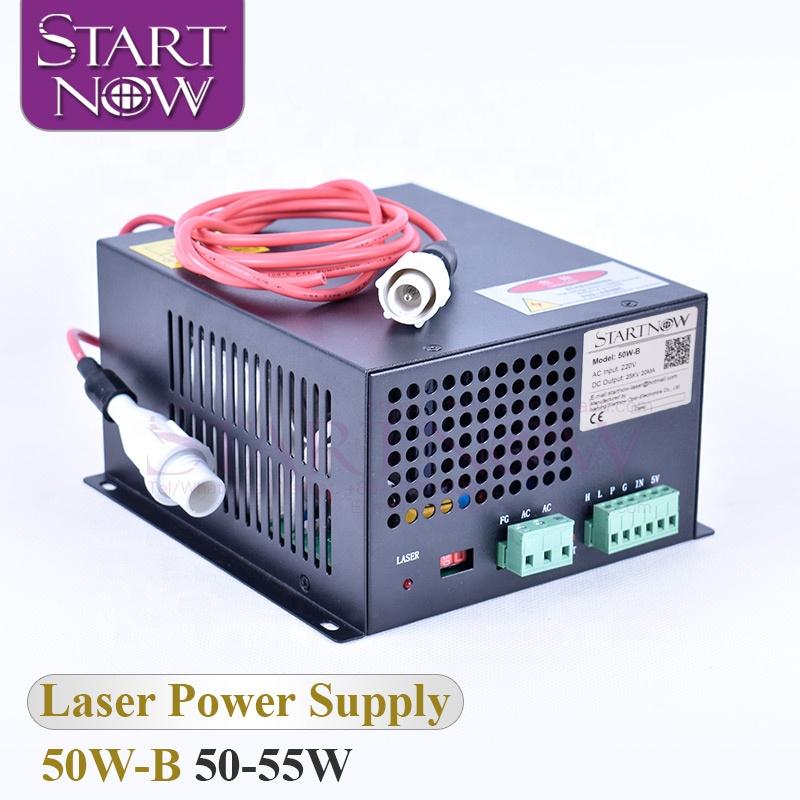 50W alimentazione ad alta Tensione 220V per CO2 incisione taglio macchina