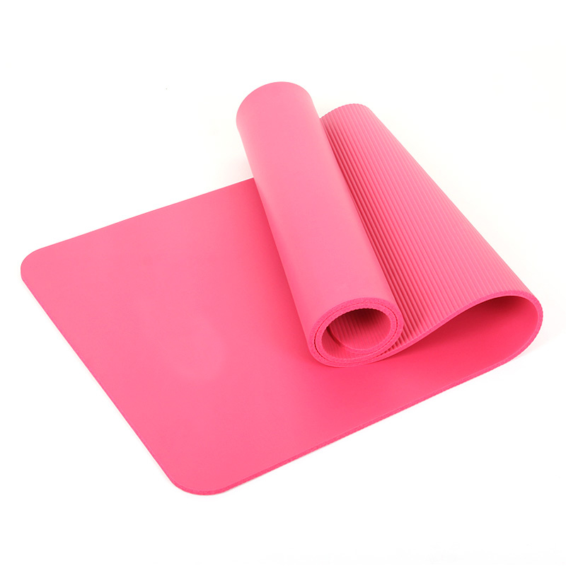 15mm Pilates yoga mat manufacturer NBR gym mat