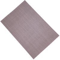 placemat pvc heat pad waterproof dish mat coasters slip-resistant pad table mat cotton linen placemats for dinning table coffee
