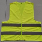 EN ISO 20471 Hi vis safety vest 0.65 usd