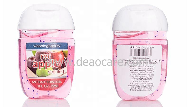 1 fl oz Bath and Body Anti-Bacterial Hand Gel, PocketBac Sanitizers, Assorted Scents
