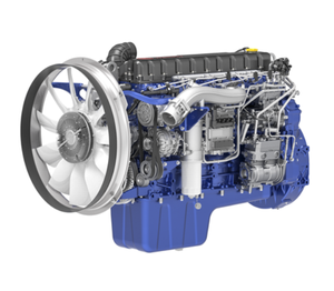 In stock and brand new Weichai diesel engine used for truck WP10.5H400E50